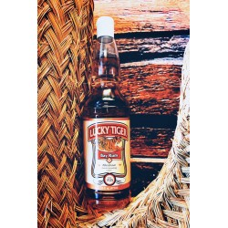 Lucky Tiger After Shave Bay Rum