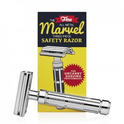 FINE ACCOUTREMENTS - Marvel Safety Razor