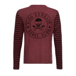 King Kerosin Longsleeve Rebel Club