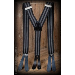 Rumble59 Suspenders Black