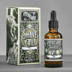 Apothecary87 - 1893 Pre & Post Shave Oil 50ml
