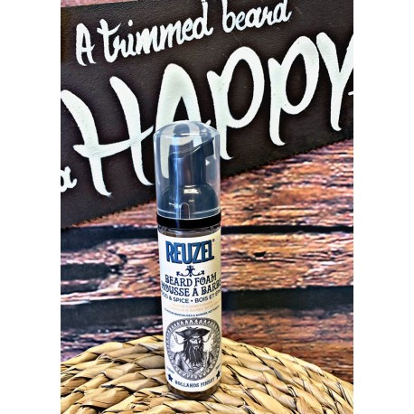 Reuzel Beard Foam Conditioner Wood&Spice