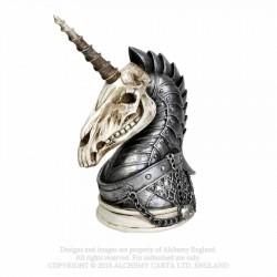 Unicorn Stallion Skull
