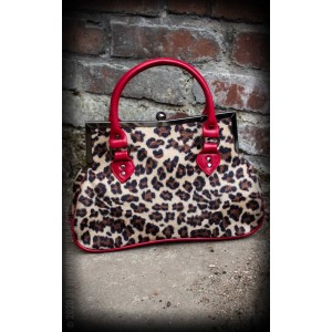 Rumble59 Leo & Red Handbag