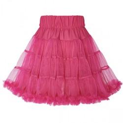 Kids Petticoat Hot Pink