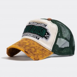 King Kerosin Trucker Cap Kustom Built