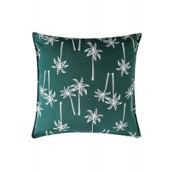 Collectif Vintage Palm Pillow Cushion Case