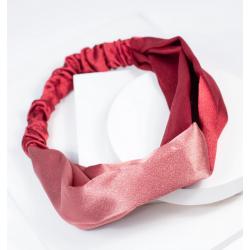 Unique Vintage Red & Pink Headband