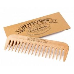 Mr. Bear Family - Beard Comb