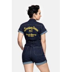 Queen Kerosin Workwear Speedway Queen