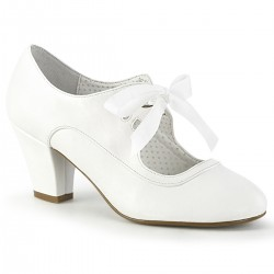 Pin Up Couture Wiggle 32 White