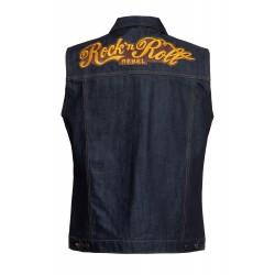 King Kerosin Vest Rock'n'Roll Rebel