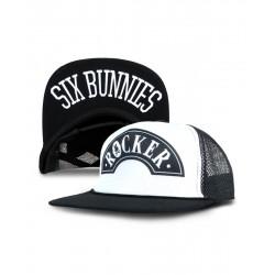 Six Bunnies Snapback Rocker