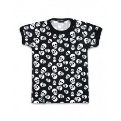 Polka Skulls Tshirt