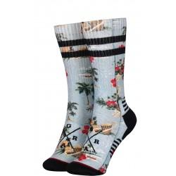 Liquor Brand Aloha Socks Unisex