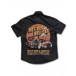 Six Bunnies Hot Rod Hellcat Shirt