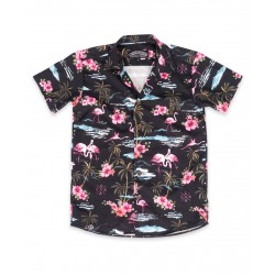 Loose Riders Flamingo Shirt for Youth / Ado