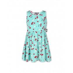 Six Bunnies Daisy Cherry Dress