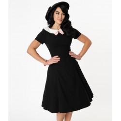 Unique Vintage Saddie 50's Dress