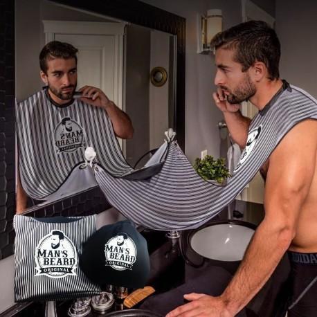 Man's Beard Cape Ventouse & Housse Rangement