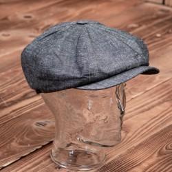 Pike Brothers 1928 Newsboy Cap Smoke Grey