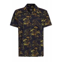 King Kerosin Hawaii Shirt Asian Tiger
