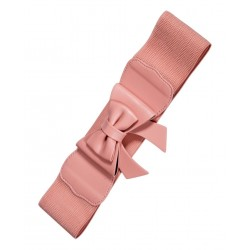 Banned Play It Right Belt Baby Pink