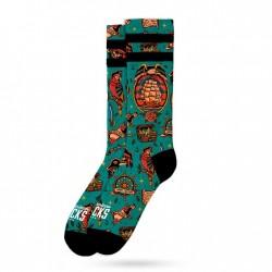 American Socks Black Pearl Mid High Unisex
