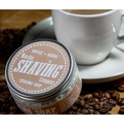 Nordic Shaving Soap Coffee Handmade