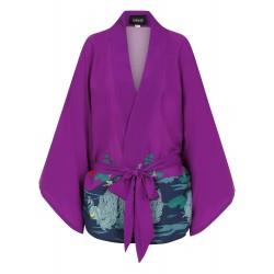 Collectif Sabine Peacock Kimono