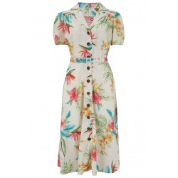Charlene Dress Honolulu 50s Vintage Style