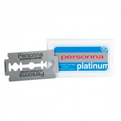 Personna Platinum 10 Lames Rasoir