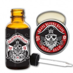 Grave Before Shave - Bay Rum Pack