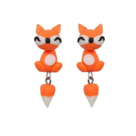 Collectif Foxy Earrings