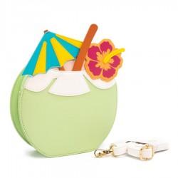 Coconut Cocktail Purse