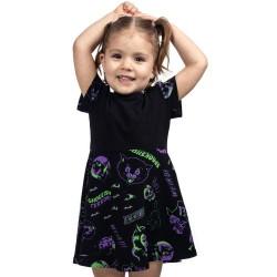 Spookshow Toddler Dress
