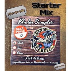 Pack De Lames Starter Mix
