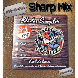 Pack De Lames Sharp Mix