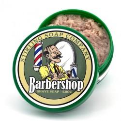 Stirling Barbershop Shave Soap Artisanal