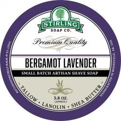 Stirling Bergamot Lavender Shave Soap Artisanal