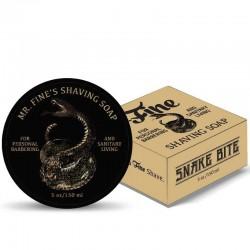 Fine Snake Bite Shaving Soap 150ml