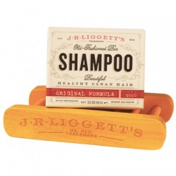 Shampoing JR Liggett - Shelf and 2x Original